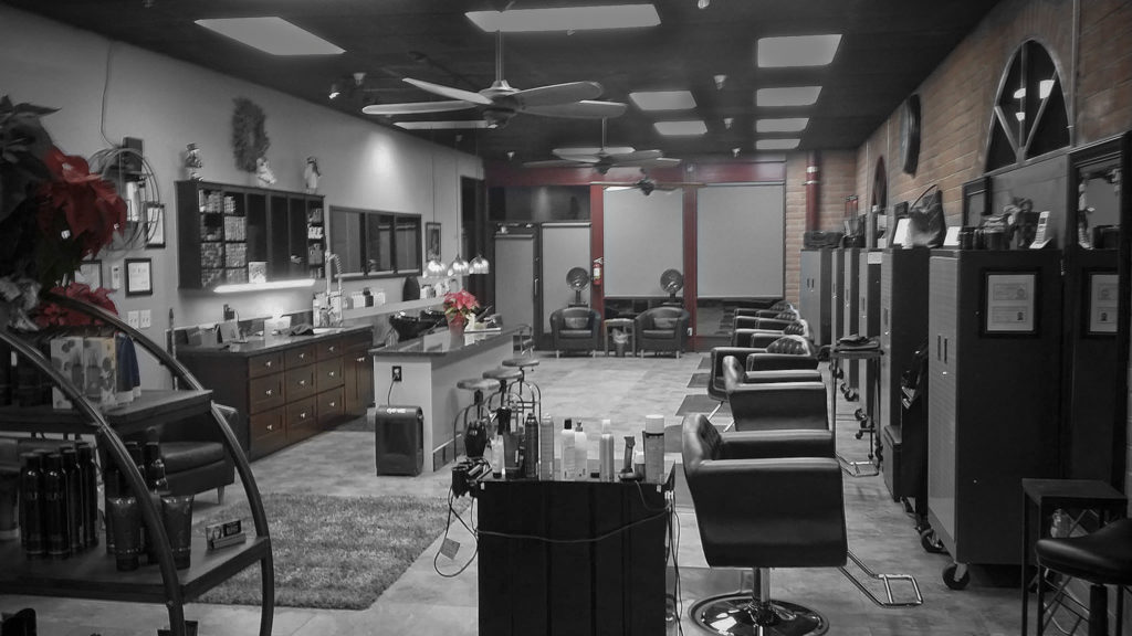 salon backstage your stage ready hair professionals